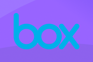Box cloud storage company